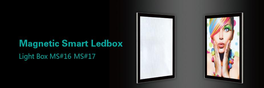Magnetic Smart Ledbox