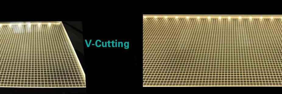 V-Cutting